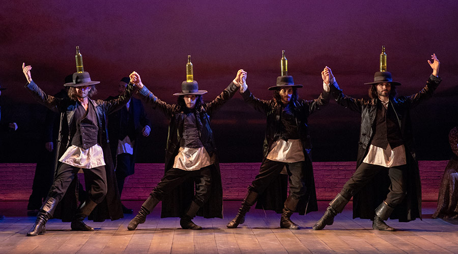 Fiddler On The Roof Broadway Grand Rapids