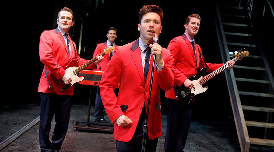 Image result for jersey boys grand rapids broadway