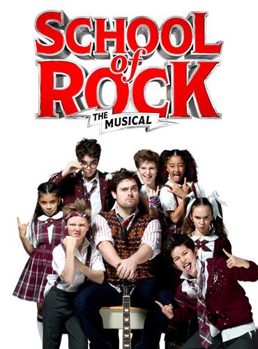 School Of Rock Broadway Grand Rapids
